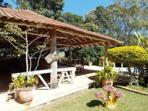 Pousada Vale do Amanhecer JF, Guest houses  Juiz de Fora - big - 10