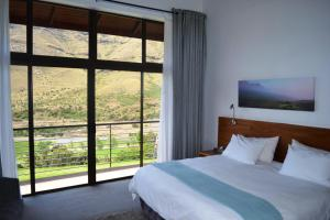 Golden Gate Hotel and Chalets, Hotely  Clarens - big - 9