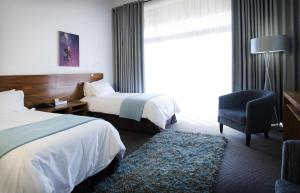 Golden Gate Hotel and Chalets, Hotely  Clarens - big - 4