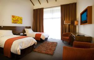 Golden Gate Hotel and Chalets, Hotely  Clarens - big - 5