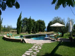Agriturismo B&B Vallegiorgio, Bauernhöfe  San Lorenzo Nuovo - big - 17
