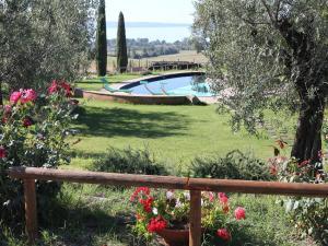 Agriturismo B&B Vallegiorgio, Farmházak  San Lorenzo Nuovo - big - 9