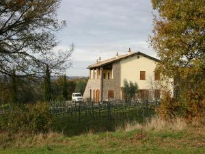 Agriturismo B&B Vallegiorgio, Farmházak  San Lorenzo Nuovo - big - 8
