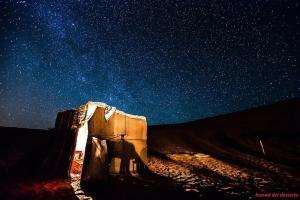 Marhaba Camp, Camel & Sandboarding, Luxury tents  Merzouga - big - 56