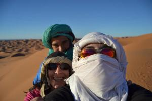 Marhaba Camp, Camel & Sandboarding, Luxury tents  Merzouga - big - 55