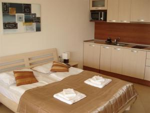 Apartment in Midia Grand Resort, Apartmány  Aheloy - big - 49