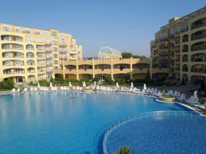 Apartment in Midia Grand Resort, Apartmány  Aheloy - big - 47