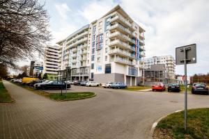 Apartament Spa&Wellnes, Apartmanok  Kołobrzeg - big - 18