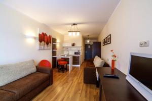 Apartament Spa&Wellnes, Apartmanok  Kołobrzeg - big - 19