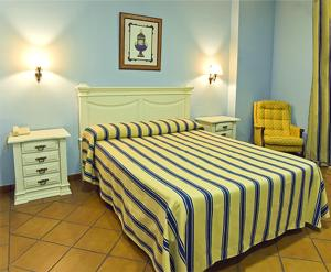 Los Bronces, Hotels  Lucena - big - 35