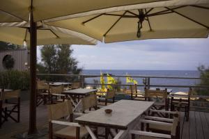 Hotel Daisy, Hotely  Marina di Massa - big - 16
