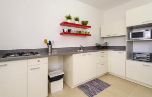 Kfar Saba Center Apartment, Апартаменты  Кфар-Сава - big - 10