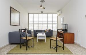 Kfar Saba Center Apartment, Апартаменты  Кфар-Сава - big - 12
