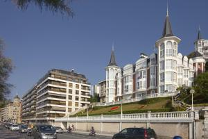 Miraconcha Terrace Apartment by FeelFree Rentals, Appartamenti  San Sebastián - big - 2