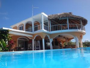 Villa Loma Samana, Ferienwohnungen  Las Galeras - big - 1