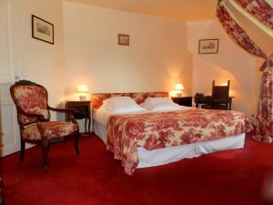 Château d'Urtubie, Hotely  Urrugne - big - 9