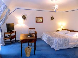 Château d'Urtubie, Hotely  Urrugne - big - 28