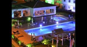 Ferienwohnung Bahia Brasilien, Apartmanok  Abrantes - big - 15