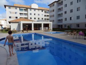Ferienwohnung Bahia Brasilien, Apartmanok  Abrantes - big - 11