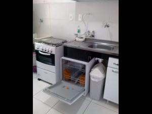 Ferienwohnung Bahia Brasilien, Apartmanok  Abrantes - big - 10