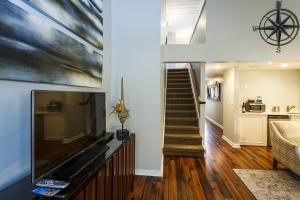 Two-Bedroom Suite with River View - Stair Access Only