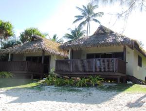 Muri Shores, Ville  Rarotonga - big - 42