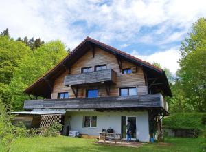 Chalet OTT - apartment in the mountains, Appartamenti  Saint-Cergue - big - 6