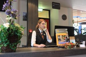 Conferentiehotel Drienerburght, Hotely  Enschede - big - 14