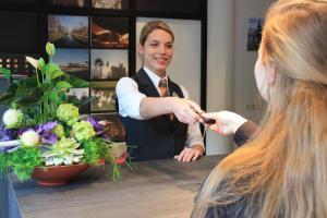 Conferentiehotel Drienerburght, Hotely  Enschede - big - 19