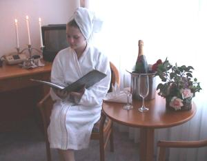 Ferienhotel Markersbach, Hotely  Markersbach - big - 3