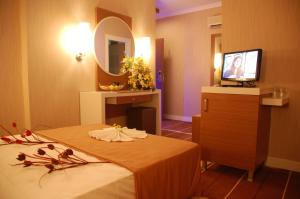 Oba Star Hotel - Ultra All Inclusive, Hotely  Alanya - big - 5