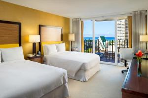 Executive Double Room with Ocean View (No Resort Fee)