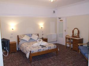 Knighton Lodge, Penziony  Skegness - big - 53