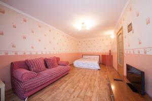 Kvartirov Apartment at Surikova, Ferienwohnungen  Krasnoyarsk - big - 9