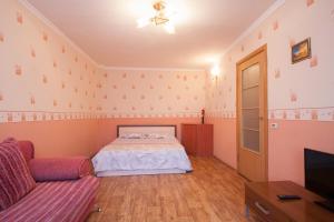 Kvartirov Apartment at Surikova, Ferienwohnungen  Krasnoyarsk - big - 8