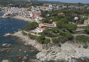 La Torre, Hotel  Calella de Palafrugell - big - 27