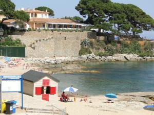 La Torre, Hotel  Calella de Palafrugell - big - 28
