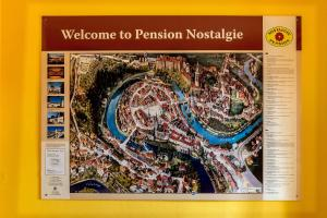 Pension Nostalgie, Vendégházak  Český Krumlov - big - 37