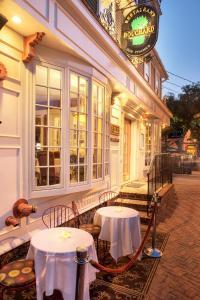 Bouchard Restaurant & Inn, Penziony – hostince  Newport - big - 136