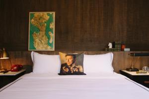 Pokoj typu Deluxe s manželskou postelí velikosti King