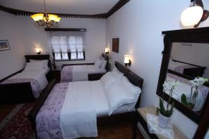 Antipatrea Hotel, Hotely  Berat - big - 21