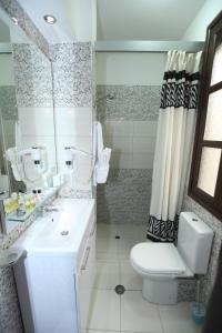 Antipatrea Hotel, Hotely  Berat - big - 9
