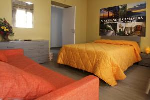 B&B La Grande Mela, Bed & Breakfasts  Santo Stefano di Camastra - big - 4