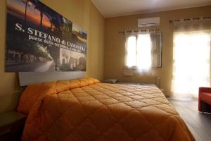 B&B La Grande Mela, Bed & Breakfasts  Santo Stefano di Camastra - big - 8