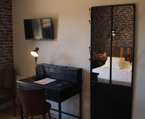 Hôtel Les Hauts de Mourèze, Hotel  Mourèze - big - 59