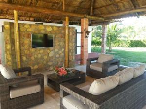 Hotel Campestre San Juan de los Llanos, Виллы  Yopal - big - 19