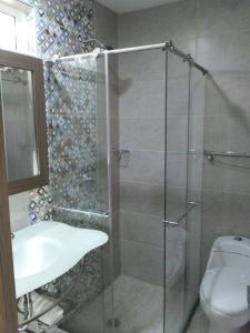 Hotel Campestre San Juan de los Llanos, Виллы  Yopal - big - 20