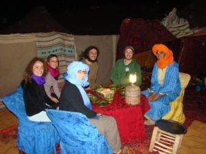 Marhaba Camp, Camel & Sandboarding, Luxury tents  Merzouga - big - 54