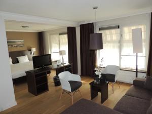 Amadore Hotel Restaurant Arneville, Hotely  Middelburg - big - 25