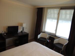 Amadore Hotel Restaurant Arneville, Hotely  Middelburg - big - 16